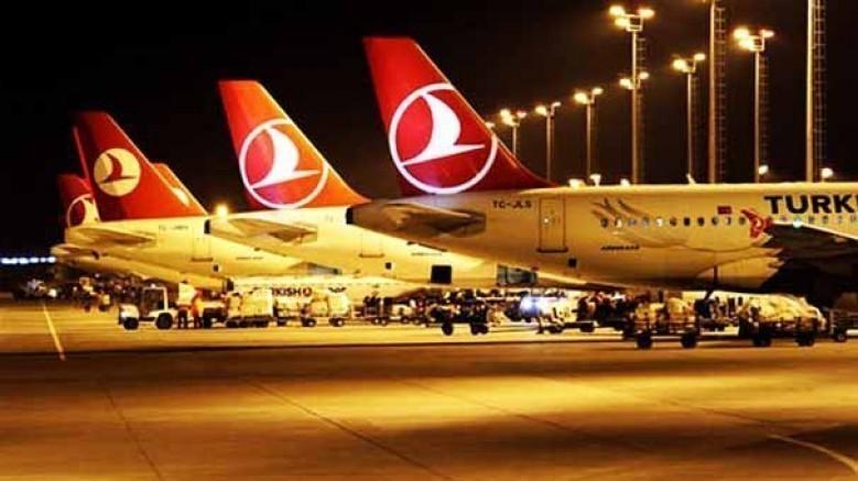 '2 saat altı yurtdışı uçuşlarımızda ikram servisimiz tekrar hizmetinizde'