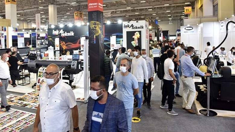 22.'si gerçekleştirilen SIGN İstanbul, ziyaretçi rekoru kırdı