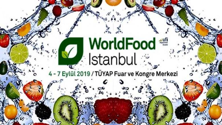 27. Uluslararası Gıda Ürünleri ve Teknolojileri Fuarı; 4 - 7 Eylül