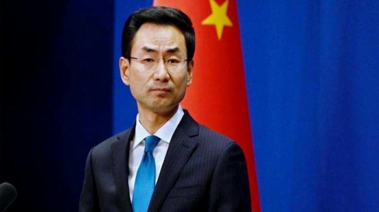 'ABD'li siyasetçiler sorumluluklarını Çin'e atmaya son vererek; kendi ülkelerindeki salgın durumuyla mücadeleye odaklanmalı'