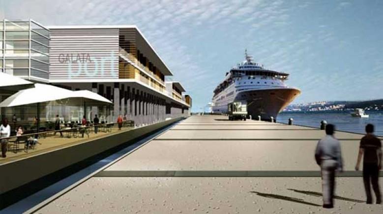 'Akdeniz çanağından Karadeniz'e kadar kruvaziyer turizmine hareketlilik getirecek'
