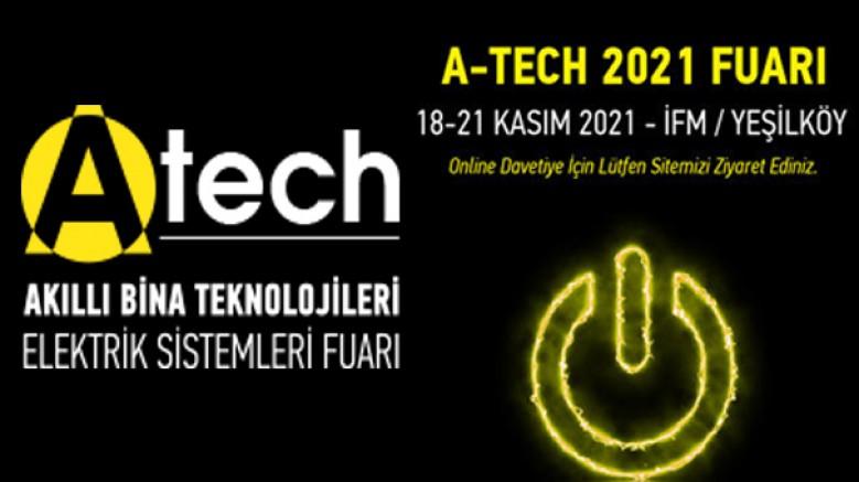 Akıllı Bina Teknolojileri ve Elektrik Sistemleri Fuarı (A-Tech)