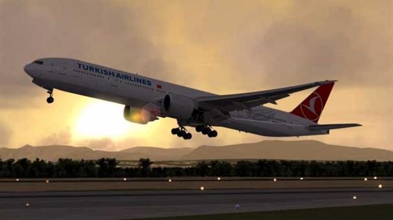 Amerika Kıtası'ndaki 18. ve 19. uçuş noktaları; Mexico City ve Cancun