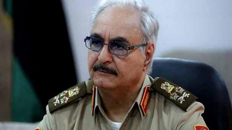 Anlaşmanın Libya ordusunun birçok talebini hiçe saydığı gerekçesiyle imza atmadı