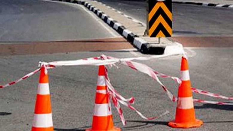 Atatürk Caddesi - Yavuz Selim Köprüsü Kavşağı 30 gün kapalı