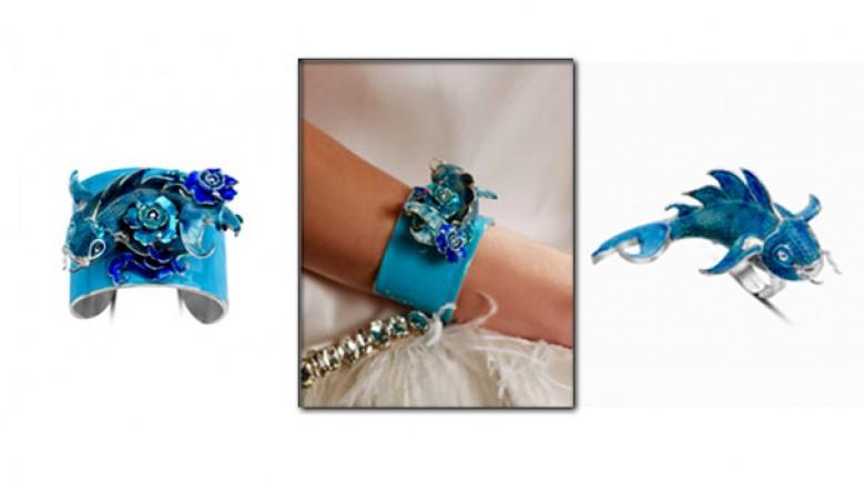 Canan Yolaç Stamboul tasarımları, mücevheri stilin ana unsuru haline getiriyor