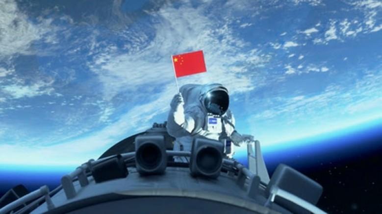 Çin, insanların uzayda yaşaması için mega uzay gemileri inşaa edecek
