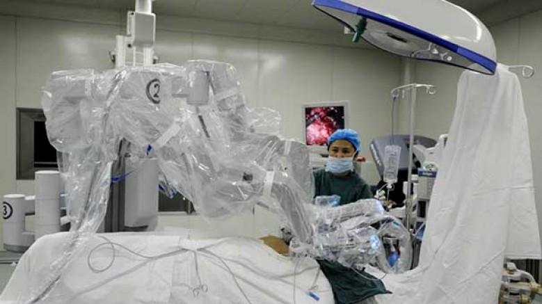 Çinli doktorlar, 5G ile uzaktan ameliyat gerçekleştirdi