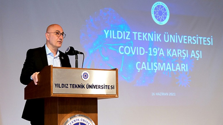 Covid-19'a karşı bağışıklık sağlayacak sentez bir formülasyon üzerine yürütülen çalışmada, hayvan deneylerinin ilk sonuçları bekleniyor
