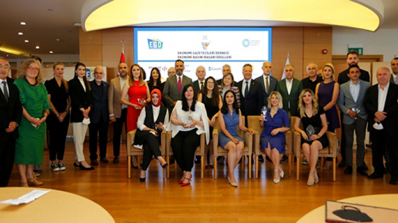 Ekonomi Gazetecileri Derneği tarafından düzenlenen, Ekonomi Basını Başarı Ödülleri'nin kazananları belli oldu