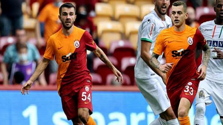 Galatasaray: 0 - Alanyaspor: 1