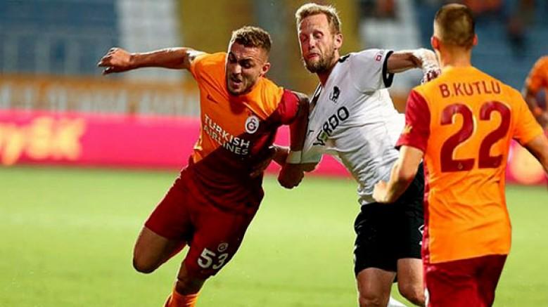 Galatasaray: 2 - Randers: 1