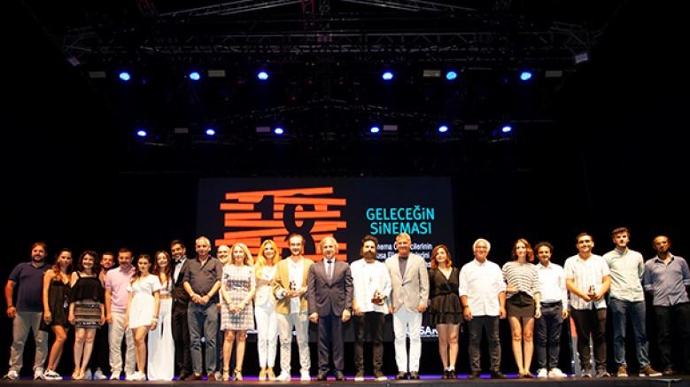 Geleceğin Sineması yarışmasında kazanan isimler ödül töreniyle açıklandı