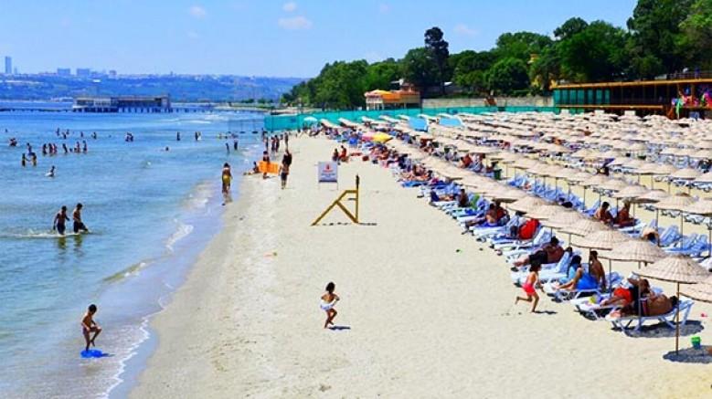 İstanbul'da plajlar, haftanın yedi günü hizmet verecek