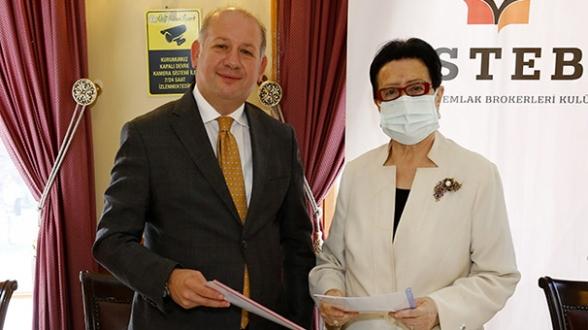 İSTEB, Emlak Brokerliğinde Kooperatif yapısıyla Türkiye'de ilk dünyada da ikinci örnek