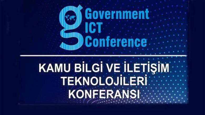 Kamu Bilgi ve İletişim Teknolojileri Konferansı; 9 Ekim 2019