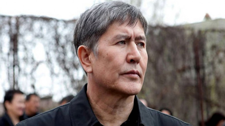 Kırgızistan'ın eski Cumhurbaşkanı, özel kuvvetler tarafından evinden alınarak bilinmeyen bir yere götürüldü