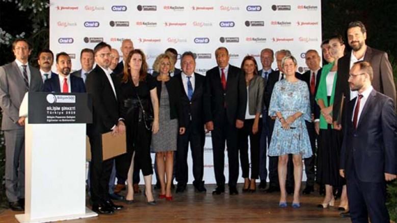 Kolaysoft, Bilişim 500 ödüllerinde, 'Yılın e-Fatura e-Defter e-Arşiv Hizmeti' kategorisinde birinci oldu