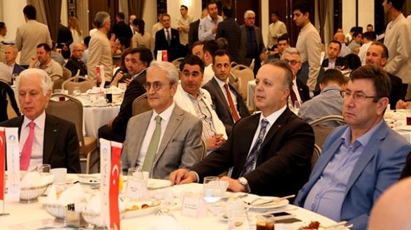 OTİAD Başkanı Rıdvan Kandağ; '60 bin kişi ihracat için çalışıyor'
