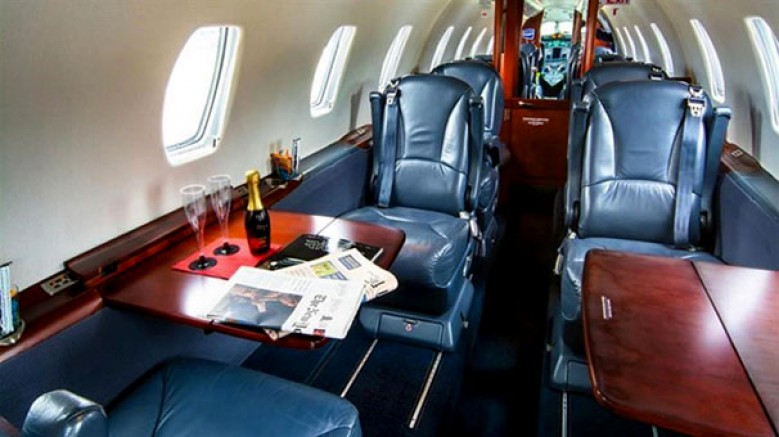 'Pandemi döneminde kişiler ve şirketler özel uçaklara yöneldi'