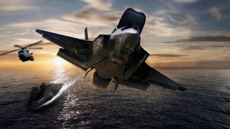 Pentagon, 478 adet F-35 tipi uçak alıyor
