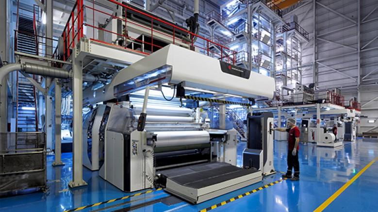 Polietilen film üreticisi Bareks, yeni fabrika ve çevreci MDO PE hat yatırımlarını tamamlayarak üretim kapasitesini arttırdı