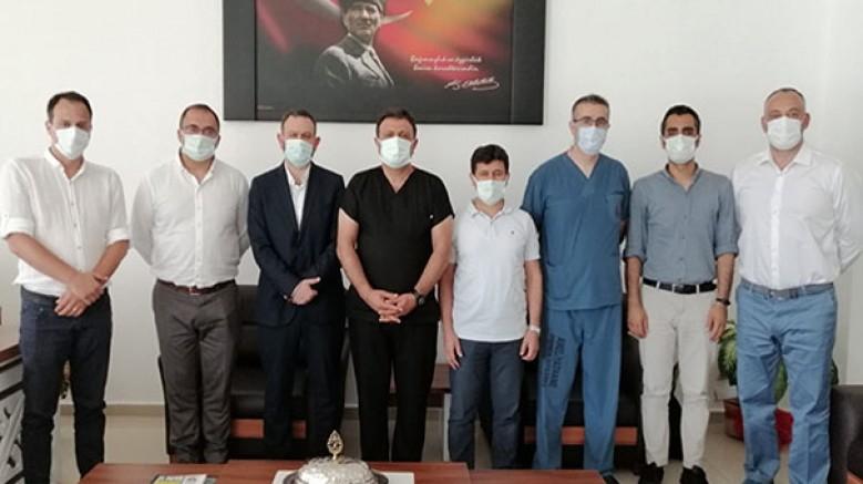 Rasyomed Yoğun Bakım Bilgi Yönetim Sistemi (YBBYS) Gaziantep'te 6 hastanede hizmet verecek