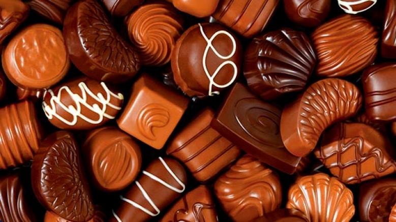 Şekerleme 30 derecenin altında; çikolata 18-22 derecede saklanmalı