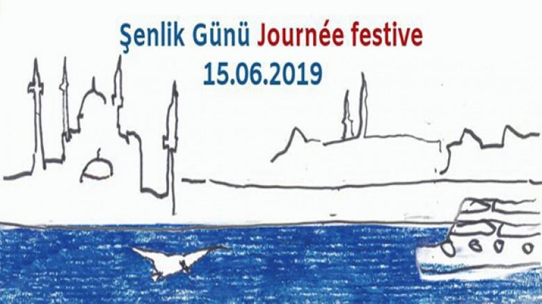 Şenlik Günü; İstanbul Fransız Kültür Merkezi - 15 Haziran