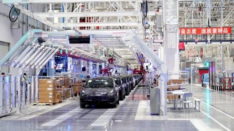 Tesla, Çin'deki üretiminin yüzde 90'ını yerelleştiriyor