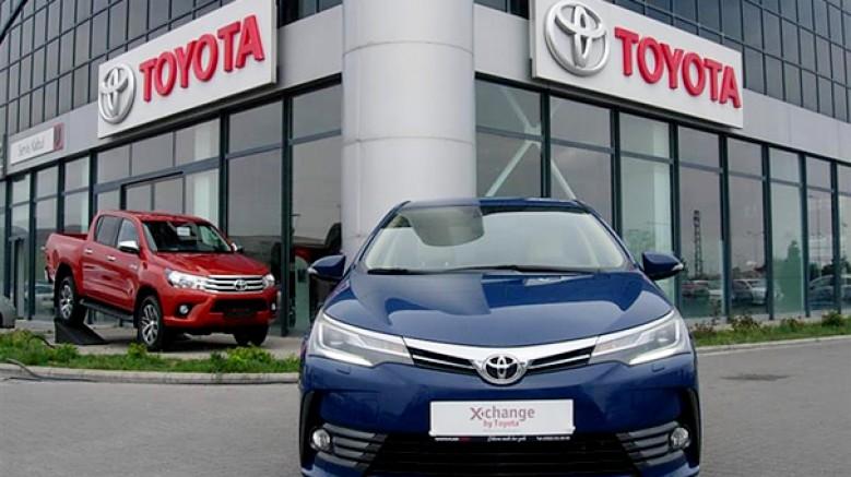 Toyota Plaza Aksoy'da indirimler ve hurda teşviki ile cazip fiyatlar