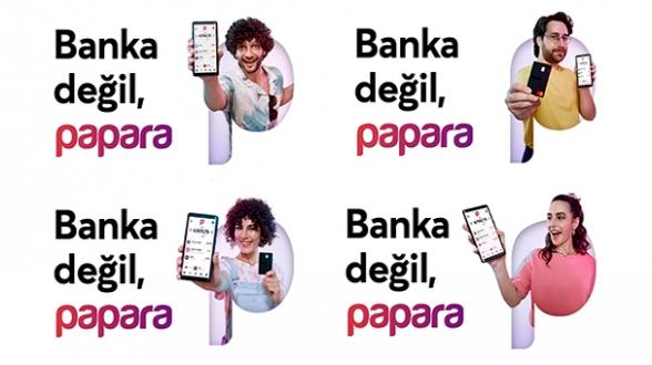 Türkiye'de ödeme teknolojilerini dönüştüren Papara, dört filmden oluşan yeni bir reklam kampanyasını başlattı