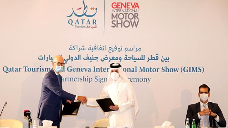 Uluslararası Katar Cenevre Otomobil Fuarı'nın ilki 2023 sonbaharında Doha'da düzenlenecek