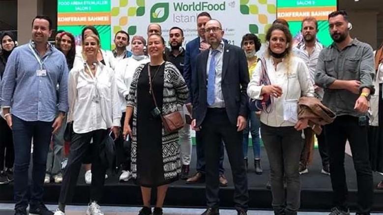 Ünlü Şefler, GTD Koordinasyonunda; WorldFood İstanbul'da buluştu
