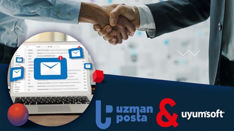 Uzman Posta ve Uyumsoft iş birliği anlaşması imzaladı