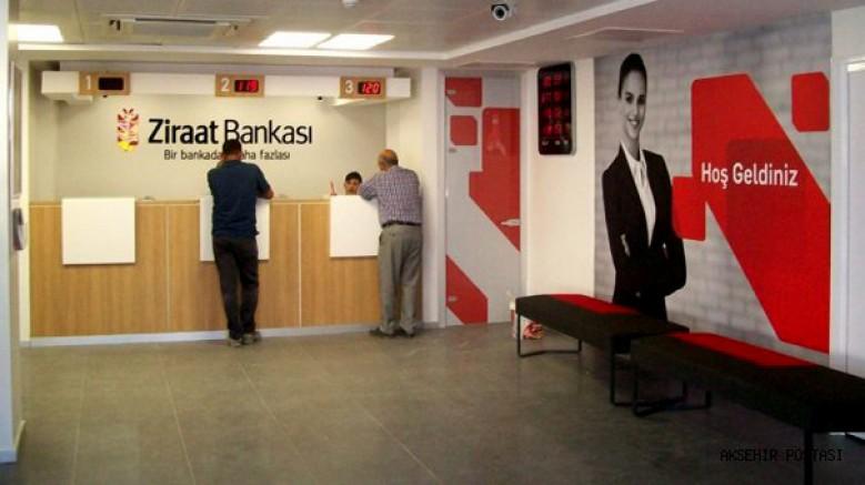 Ziraat Bankası, Halkbank ve Vakıfbank hafta sonunda da açık kalacak